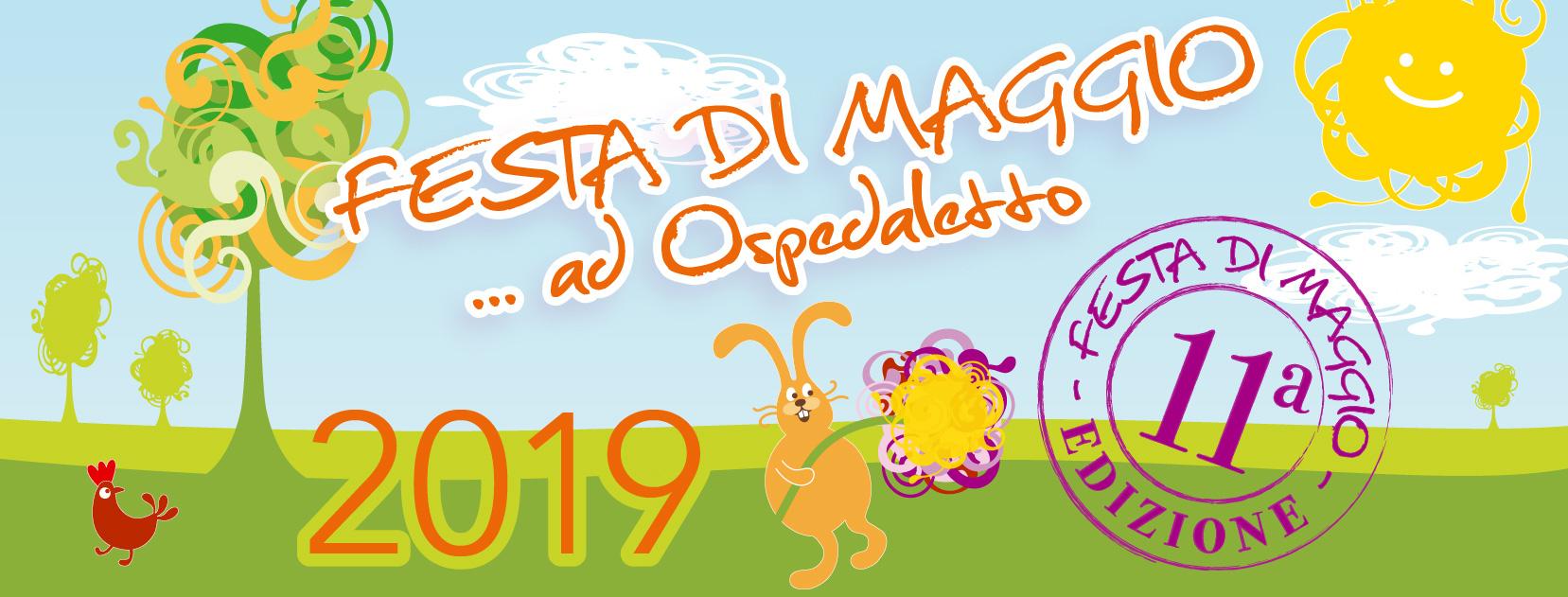 Festa di Maggio... Ad Ospedaletto 11^ ed. - NOI Ospedaletto